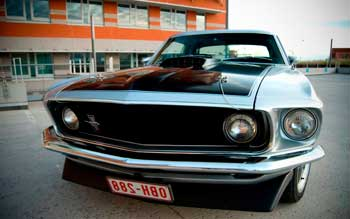 Ford Mustang 63