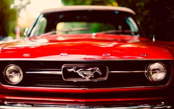 Ford Mustang 73