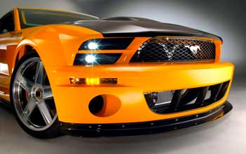 Ford Mustang 93