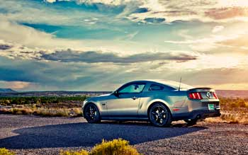 Ford Mustang 101