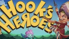 Hook's Heroes удивительный игровой слот в Pin Up казино