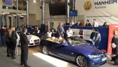 Аукцион Manheim – это одна из самых крупных площадок по продажи машин