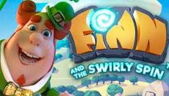 Волшебный мир магии и гномов в слоте Finn and the Swirly Spin