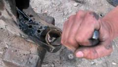 Как заменить сайлентблоки задней балки Daewoo Lanos своими руками