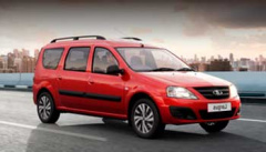 Lada Largus - надежность в простоте и максимальная вместительность