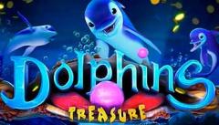 Игровой автомат Dolphins Treasure в казино Император скачать онлайн