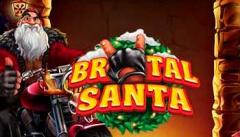 Санта-Клаус в игровом слоте Brutal Santa  в клубе Адмирал