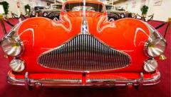 Музей раритетных автомобилей закрывается