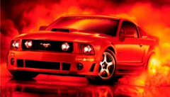 Ford Mustang 57