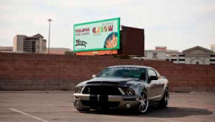Ford Mustang 83