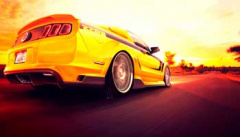 Ford Mustang 86
