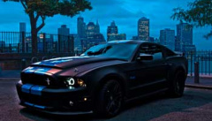Ford Mustang 89