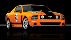 Ford Mustang 92