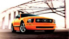 Ford Mustang 100