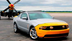 Ford Mustang 107