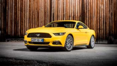 Ford Mustang 123
