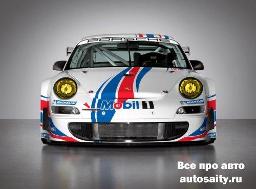 Porsche 911 GT3 RSR участвовал в гонке 1