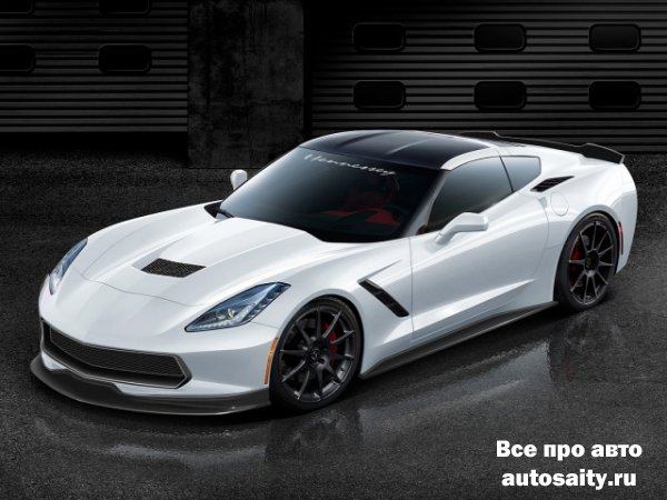 Chevrolet Corvette Stingray Hennessey HPE600